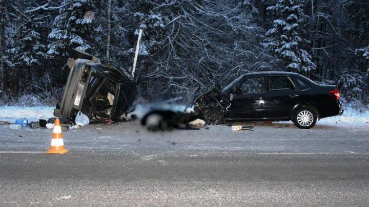Мчался на скорости больше 100 км/ч: в Очере осудили водителя, по вине которого погибли три человека