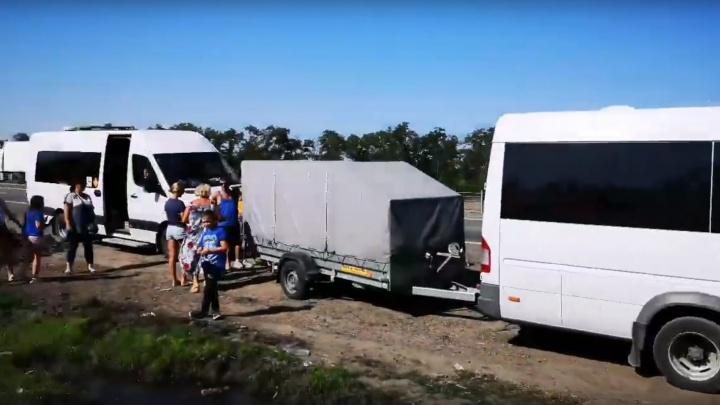 «Помогли благотворители»: застрявшие по дороге из Крыма челябинские школьники выехали домой
