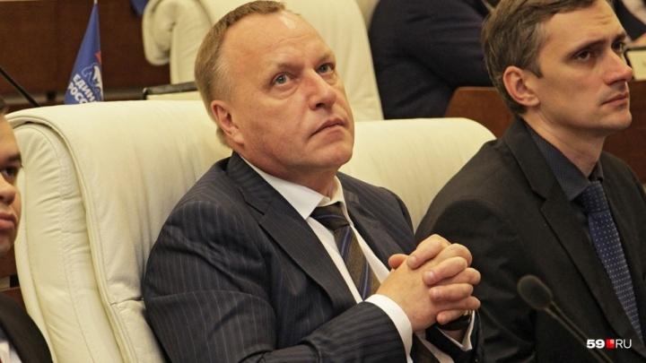 Уполномоченным по защите прав предпринимателей в Прикамье стал Анатолий Маховиков