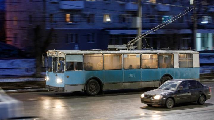 «Поддержит 30 подключений»: волгоградские троллейбусы «подсадят» на беспроводной интернет