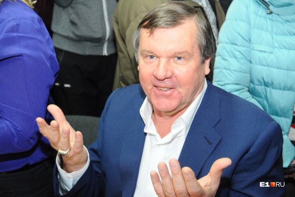 Арест на имущество с Новикова сняли, как и обвинения