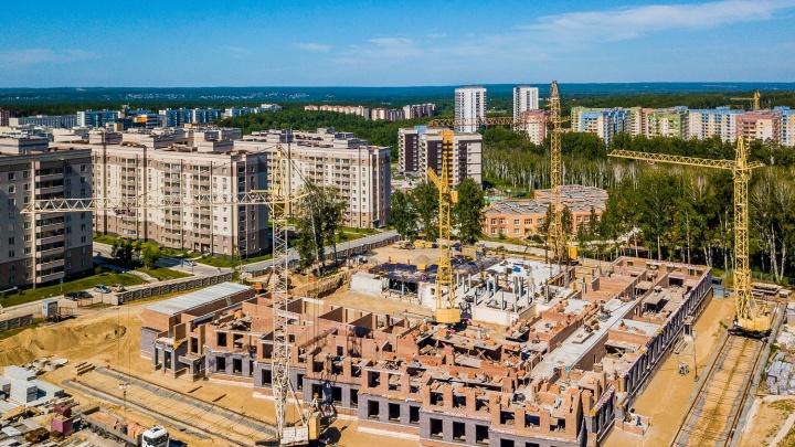 В Кольцово построят школу с учебным тиром и бассейном