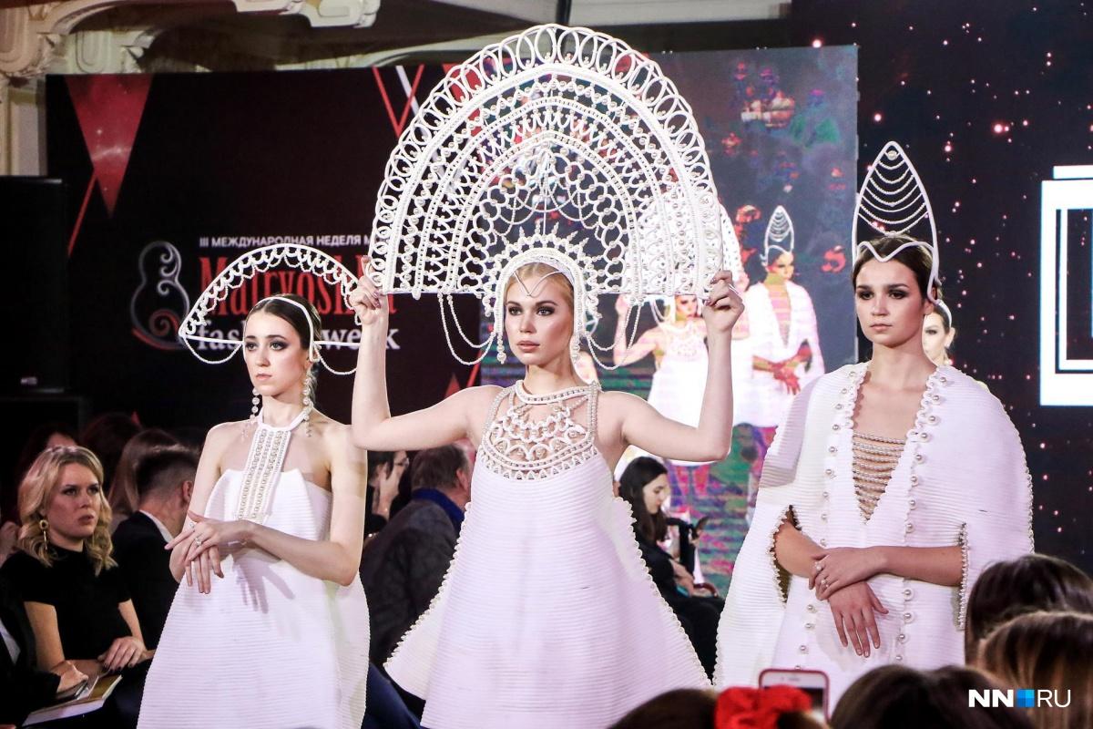 Поиск национального стиля: фоторепортаж NN.RU с нижегородской недели моды «Matryoshka-fashion-week»