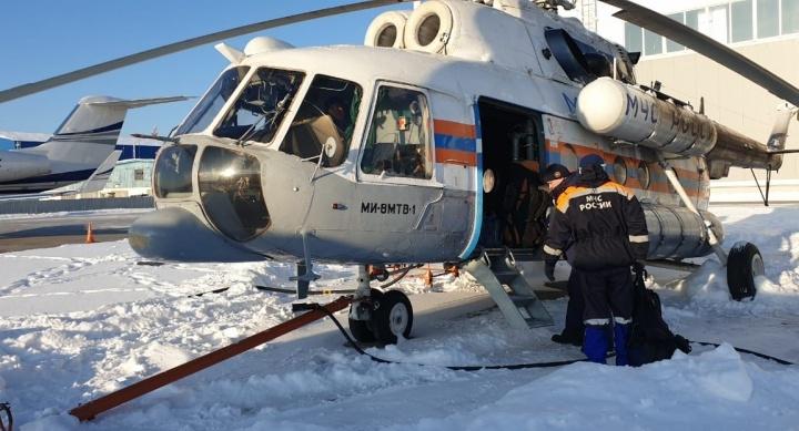 Двоих мужчин, которые уехали с базы «Звезда» на снегоходах и пропали, нашли