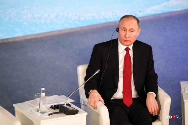 В соцсетях уже запустили конкурс на лучший вопрос Путину про Шиес