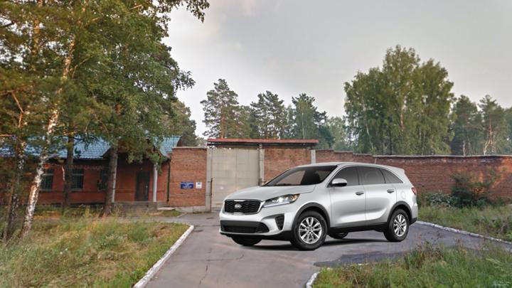 Новосибирской психбольнице понадобился дорогой внедорожник с кожаной отделкой и ионизацией воздуха