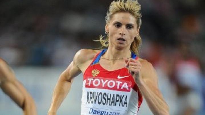 Волгоградка Антонина Кривошапка стала чемпионкой России по лёгкой атлетике