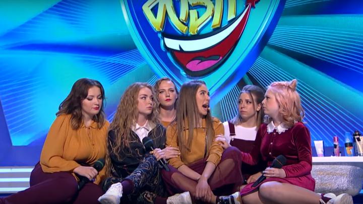 Выступление новосибирской команды КВН показали по Первому каналу