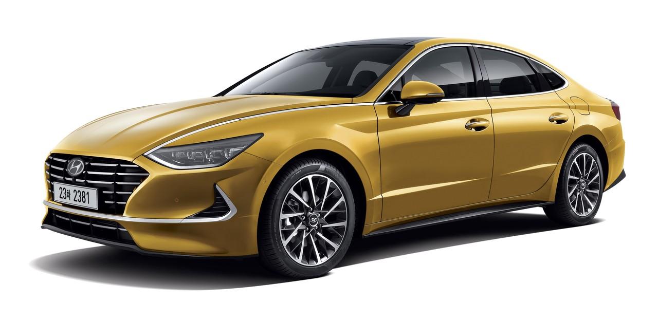 Hyundai Sonata стала ещё крупнее
