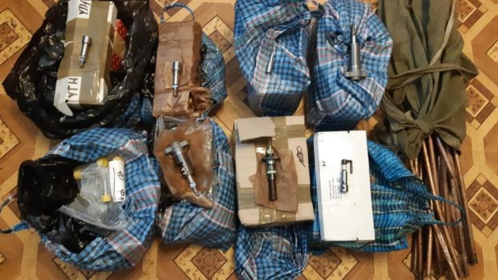 Детали на миллион: украинцы перекинули через границу Ростовской области запчасти для сельхозтехники