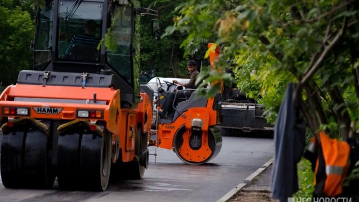 Зато асфальт будет: улицу Гоголя сузят из-за ремонта дороги