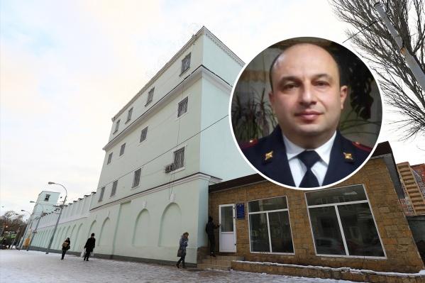 Николай Пегливанян находится в СИЗО уже год