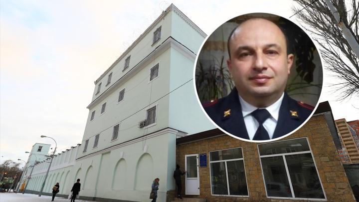 Подполковник полиции объявил голодовку в ростовском СИЗО