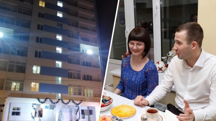 С мебелью и техникой: при Самарском университете открылось многоквартирное общежитие