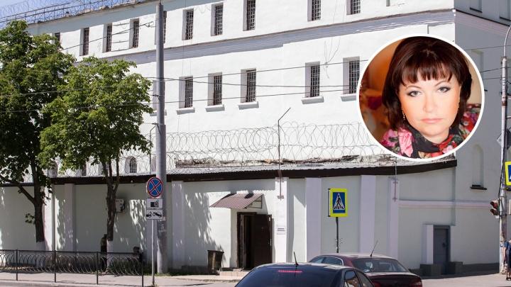 Бывшая жена одного из главарей кущевской банды Цапков Наталья Стришняя объявила голодовку в СИЗО