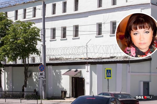 Наталья Стришняя объявила голодовку 2 июля