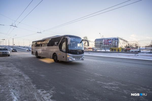 Новый автовокзал на Гусинобродском шоссе открывается 21 декабря