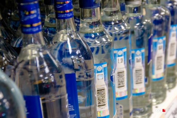 Общая стоимость изъятого алкоголя — более 6 миллионов рублей
