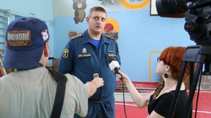В Курганской области огласят приговор подполковнику МЧС, отбиравшему премии у подчиненных