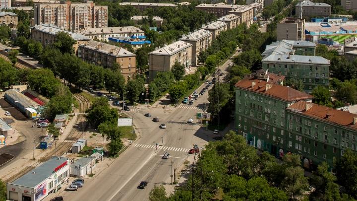 Улицу Котовского перекроют на месяц из-за раскопок