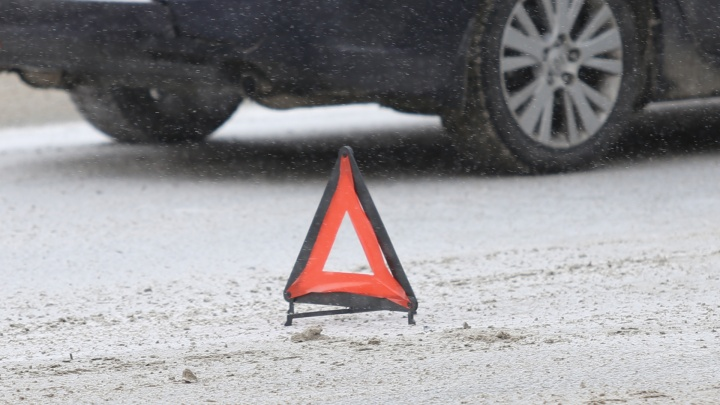 Водитель «десятки» скончался после переворота в Челябинской области
