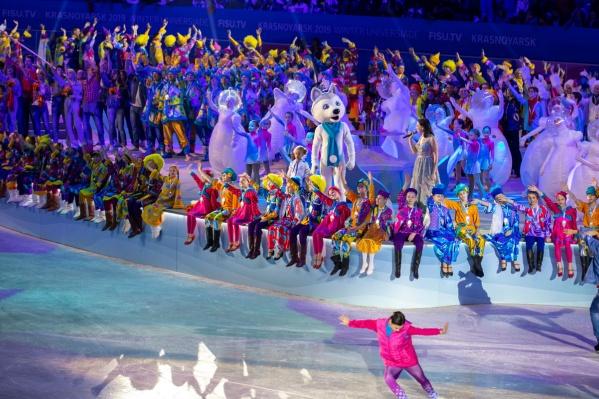 Универсиада-2019 стала самым масштабным мобильным событием за всю историю проведения массовых мероприятий в Сибири