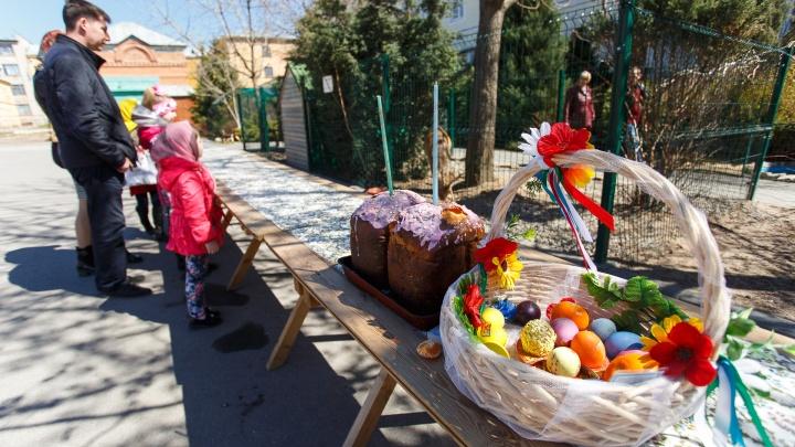 «Лучше приходить с утра»: рассказываем, где освятить куличи 27 апреля в Волгограде