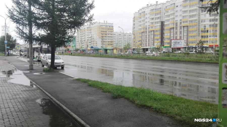ВКрасноярске женщина отсудила компенсацию заразбитый вдорожной яме Лексус