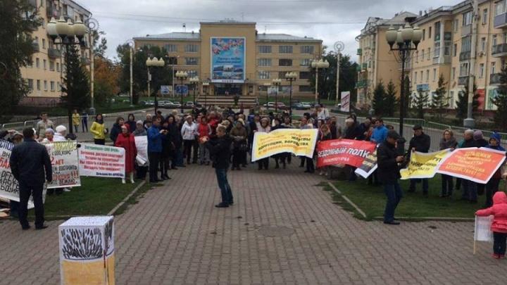 Мэр Ерёмин изменил правила проведения митингов в Красноярске