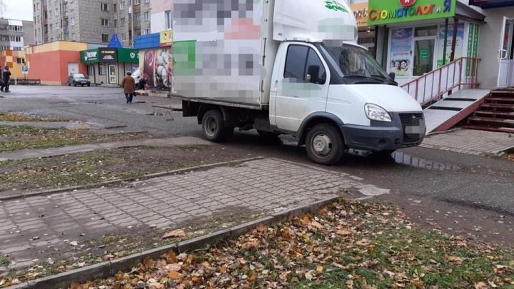 В Башкирии грузовик насмерть сбил 91-летнюю пенсионерку