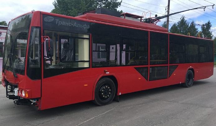 Одним цветом с маршруткой: по Ярославлю пустят троллейбусы без ступенек