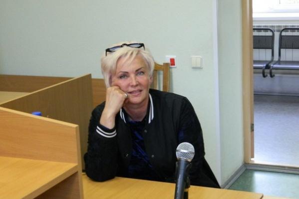 Анне Шекаловой предстоит провести пять суток под арестом