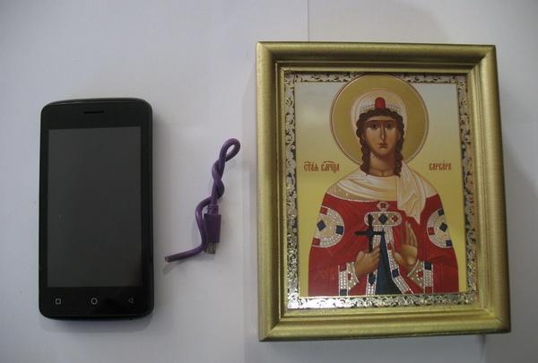Жительница Ростовской области попыталась передать в мордовскую колонию телефон внутри иконы