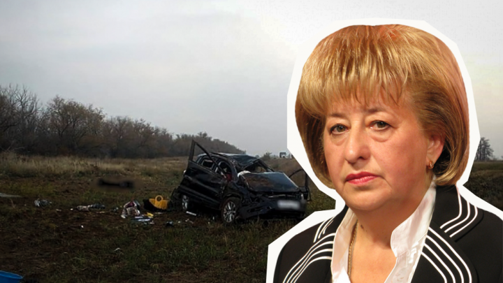 «Подруги ехали за грибами»: экс-мэр Волжского ранена в смертельной автокатастрофе под Волгоградом