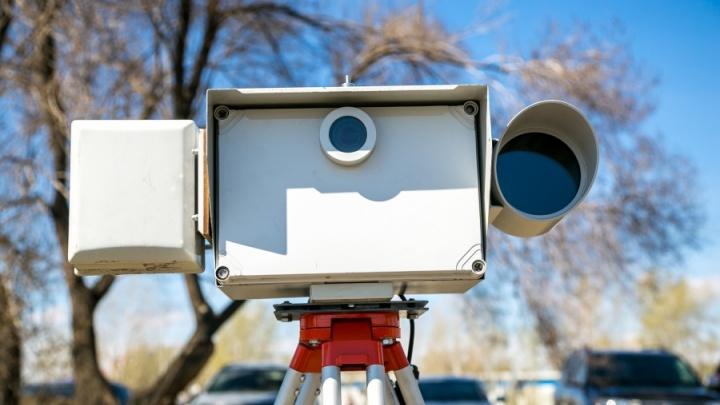 Новая камера на трассе до Енисейска фиксировала нарушения по скорости каждые 2,5 минуты