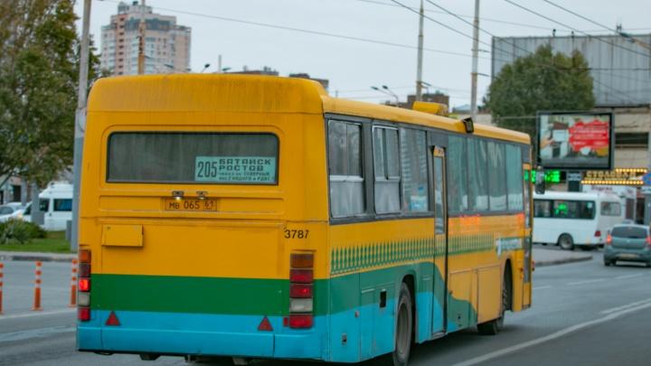 Автобус из Ростова в Батайск и обратно запустят по Ворошиловскому мосту