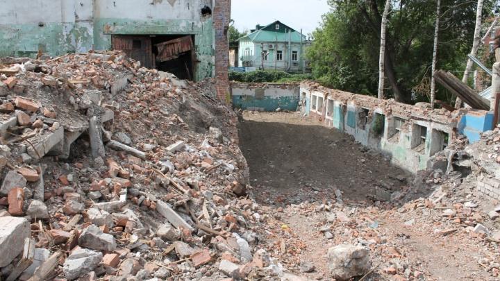 Застройка стрелки рек Волги и Самары: владелец завода клапанов подал в суд на правительство