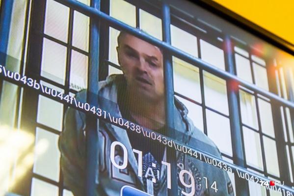 Андрея Чуркина задержали в мае прошлого года