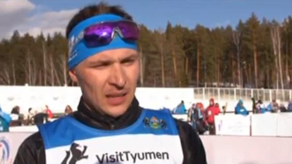 Новосибирский спортсмен завоевал две медали на чемпионате России по биатлону