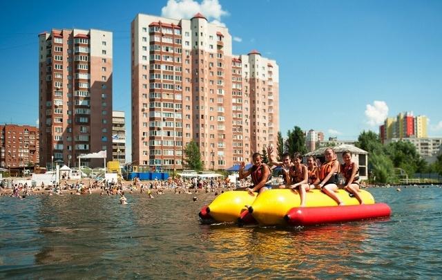 Летом в Уфе будут работать одиннадцать пляжей