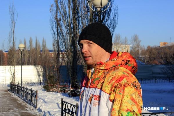 Алексей Тищенко закончил спортивную карьеру, но в политику пока не собирается