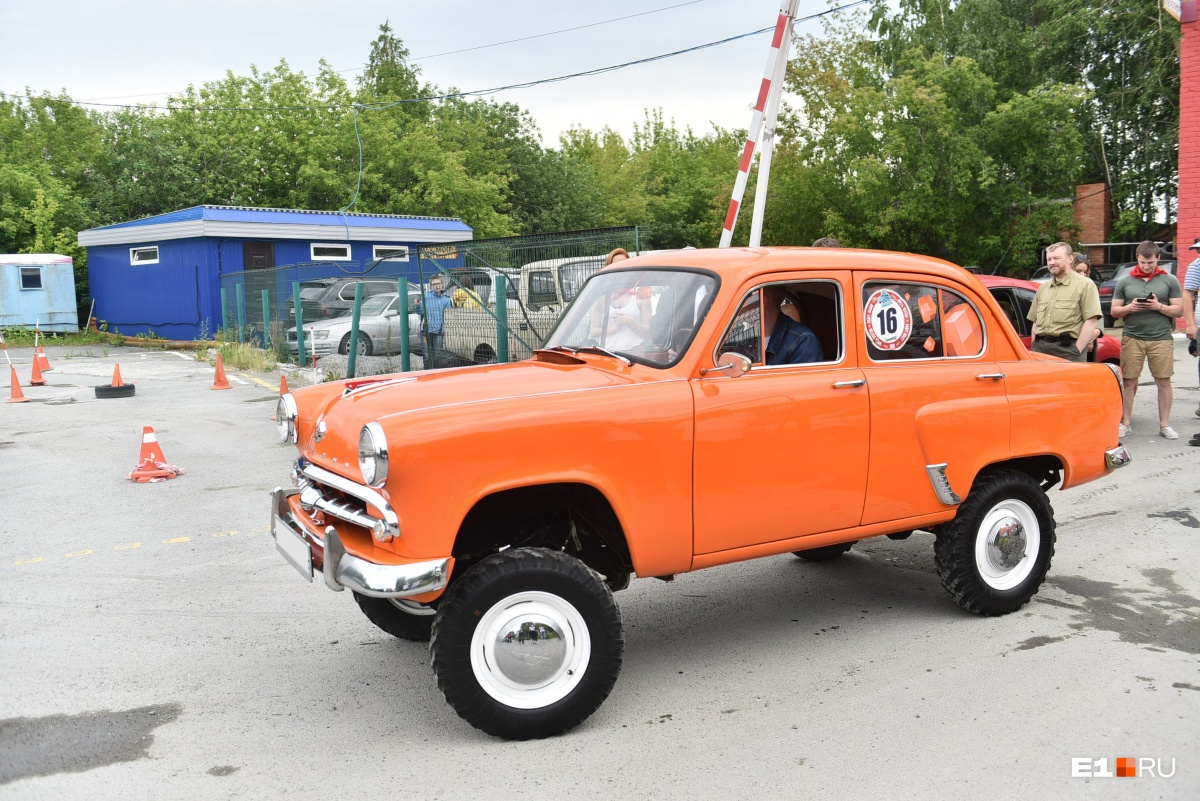«Москвич-410» — уникальный автомобиль