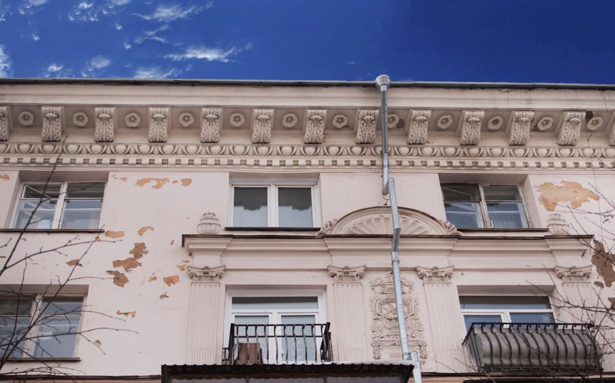 Ремонт фасадов домов будет оплачен на условиях софинансирования