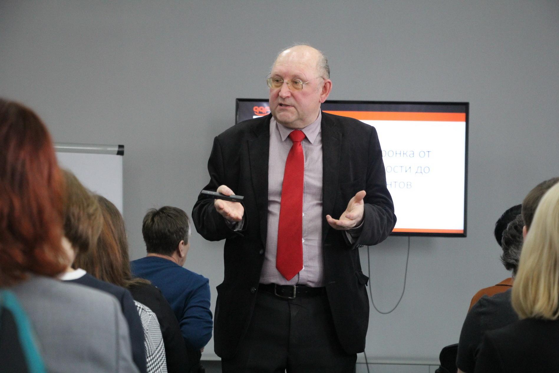 Как выработать стратегию поведения в конфликтных ситуациях с пациентом, рассказал Владимир Попов