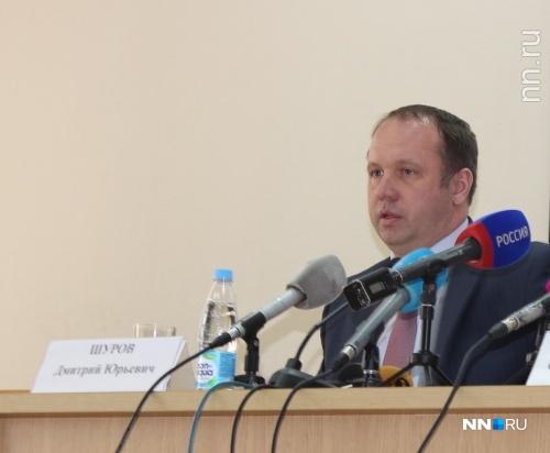 Заместителя руководителя Нижнего Новгорода отстранили отдолжности