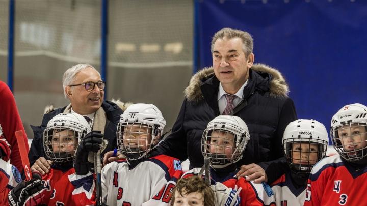 Владислав Третьяк заявил, что сборную России должны пополнить игроки «Сибири»