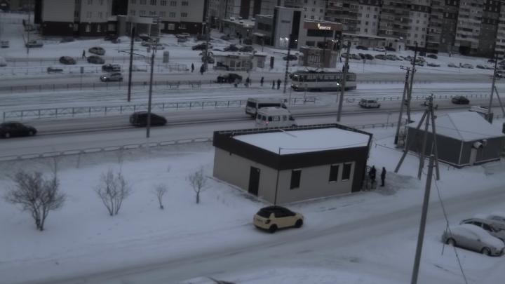 «Ударил кулаком по голове»: в Магнитогорске арестовали пешехода, до смерти избившего водителя