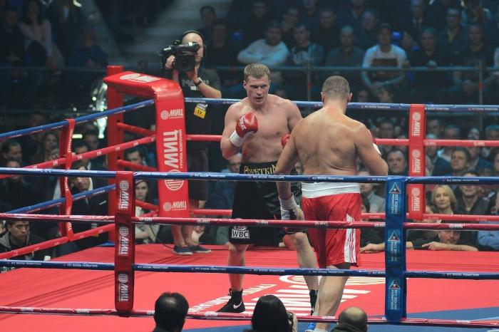 Поветкин снова выйдет на ринг уже в декабре