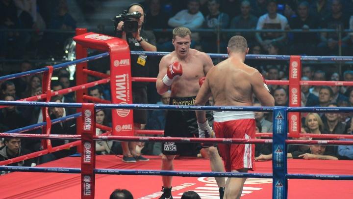 С боксёра Поветкина сняли последнюю пожизненную дисквалификацию