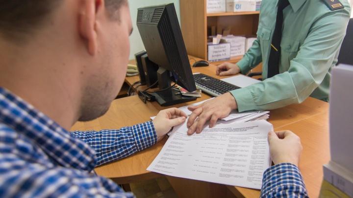 В Самарской области из-за долгов по алиментам за руль не могут сесть 1000 человек